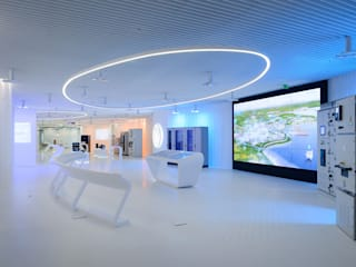 Office buildings by Zalewski Architecture Group, Modern
