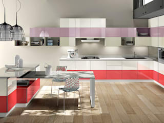 colors kitchen gallery kitchen manufacturers in indore homify