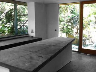 Loft In the Green Cucina moderna di ibedi laboratorio di architettura Moderno