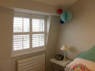 Bedroom Shutters Plantation Shutters Ltd BedroomAccessories & decoration Kayu White