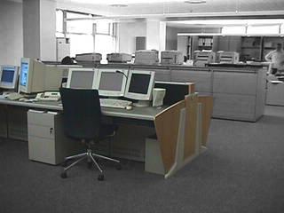 Dealing 1 Complesso d'uffici moderni di ibedi laboratorio di architettura Moderno