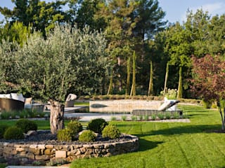 Modern style gardens by Agence MORVANT & MOINGEON Modern
