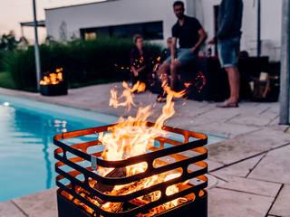 Barbecue par Louis DECOTTEGNIE Moderne