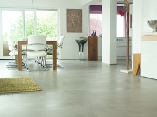 Salas de jantar modernas por BOOR Bäder, Fliesen, Sanitär Moderno