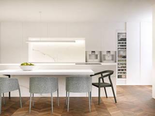 Mieszkanie w Warszawie od Studio MUI