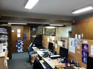 Remodelación de Oficinas de Grupo Madero