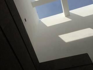 CASA FC244: Terrazas de estilo  por arqui I zero  arquitectos