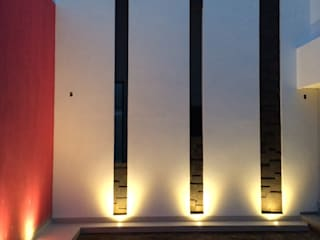 CASA FC244:  de estilo  por arqui I zero  arquitectos
