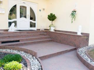 Jardins rústicos por BOOR Bäder, Fliesen, Sanitär Rústico
