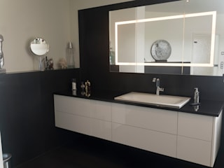 Modern bathroom by BOOR Bäder, Fliesen, Sanitär Modern