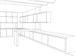 de A2 arquitectura interior Minimalista