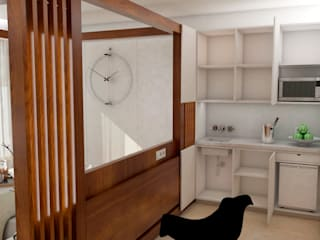 de A2 arquitectura interior Moderno