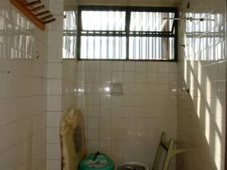 Reforma de Banheiros: Banheiros  por Letícia Gonçalves Arquitetura,Moderno