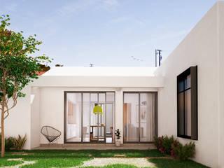 Modern houses by FERAARQUITECTOS Modern