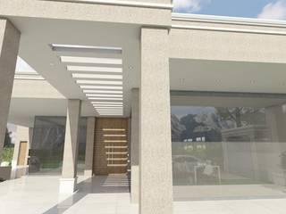 Tarbea AV: Casas de estilo  por Gastón Blanco Arquitecto,Ecléctico