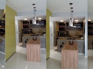 Modern Kitchen by Margareth Salles Modern
