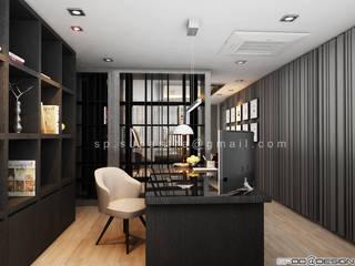 Condominium Sukumvit 24:   by SPOO@DESIGN รับออกแบบตกแต่งภายใน