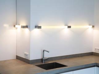 Keukenverlichting:   door Kunst & Licht & Glas