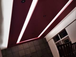 H+R ARQUITECTOS Modern dining room