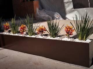 PUNTA NORTE Jardines minimalistas de H+R ARQUITECTOS Minimalista