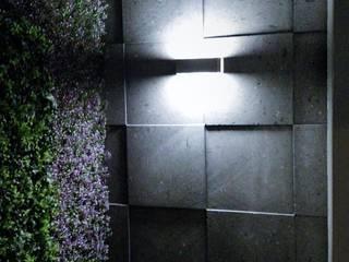H+R ARQUITECTOS Jardines de estilo moderno