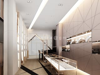 JEWELRY SHOP@THE CRYSTAL PARK:   by SPOO@DESIGN รับออกแบบตกแต่งภายใน