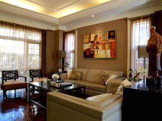 新古典的完美比例 根據 漢品室內設計 古典風