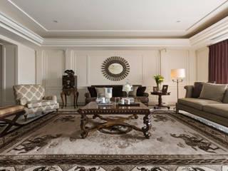 慢品美式古典精萃 根據 漢品室內設計 古典風