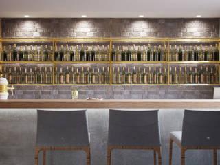 Bars & clubs by ASVS Arquitectos Associados, Modern