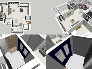 Oleh Design Studio Grid+A
