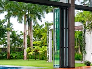 Casas estilo moderno: ideas, arquitectura e imágenes de AIRCLOS Moderno