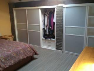 Armarios: Dormitorios de estilo  de THALIA MOBLES S.L.