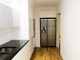 Scandinavian style kitchen by Belsolar Lda Scandinavian
