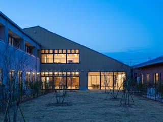 森の中の老人ホーム 北欧風 家 の 株式会社小木野貴光アトリエ 級建築士事務所 北欧