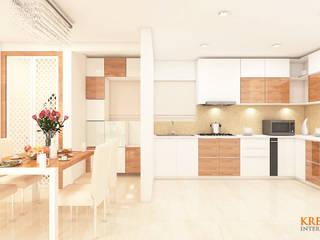 Kredenza Interior Studios Modern kitchen