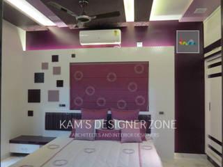 Home interior design for Mr. Aji John Modern nursery/kids room by KAM'S DESIGNER ZONE Modern