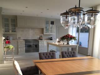verbouwing eengezinswoning:  Keuken door A2S ARCHITECTEN
