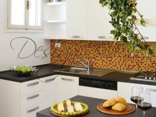 RELOOKING Arredamento CUCINA Appartamento MARE: Cucina in stile  di Design of SOUL Interior DESIGN