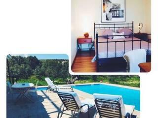 CY MİMARLIK – Urla Villa Nova Butik Otel:  tarz