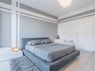 Camera da letto Camera da letto minimalista di Facile Ristrutturare Minimalista