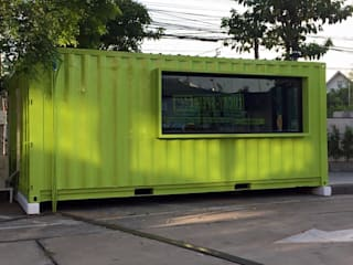 coffee cafe at เกษตร-นวมินทร์ :   by The Container Thailand