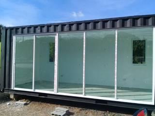 ให้เช่าตู้สำนักงาน Office + Air ตู้ใหม่ NEW!!:   by The Container Thailand