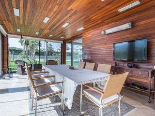 Modern conservatory by Mimode Mimarlık/Architecture Modern