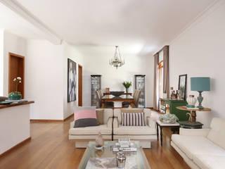 Casa Planalto Paulista - SP: Salas de estar  por Antonio Armando Arquitetura & Design