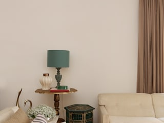 Wohnzimmer von Antonio Armando Arquitetura & Design