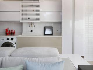 Apartamento Tatuapé - SP: Cozinhas  por Antonio Armando Arquitetura & Design