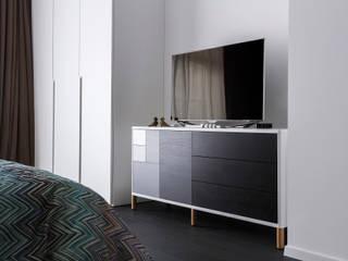 Комод ARI в частном интерьере спальни:  в . Автор – LATITUDE_MOSCOW