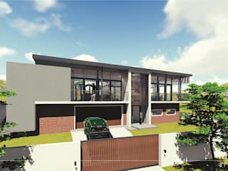 Muse Architects Rumah Modern