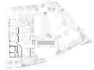 Maracaibo ARQdonini Arquitetos Associados Studio moderno
