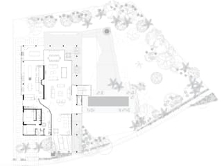 Maracaibo ARQdonini Arquitetos Associados Ruang Studi/Kantor Modern